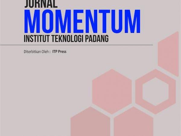 Call for Papers: Jurnal Momentum Vol. 21 No. 1 Februari 2019